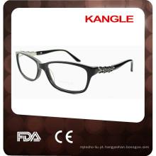 Cascos grossos de óculos personalizados