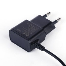 OEM Supplier for Fast Phone Charger USB Wall mount adapter 5V2A for Europe market supply to Indonesia Suppliers