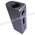 Usinagem CNC de alumínio para acessórios do kit E-Cig