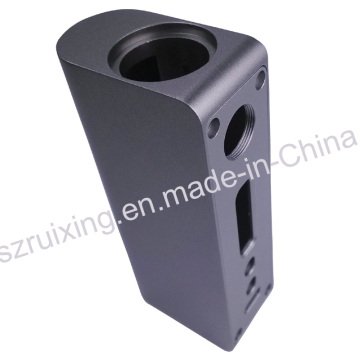 Aluminium CNC Bearbeitung für E-Cig Kit Zubehör
