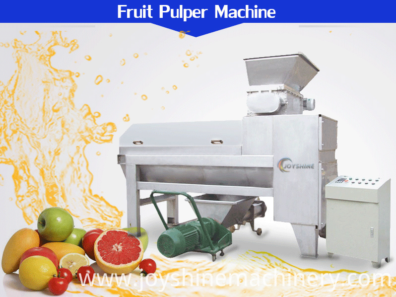 Maker Pulper Machine 8