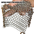 316 Hot Sale Good Quality Chain Mail Cast Iron Scrubber