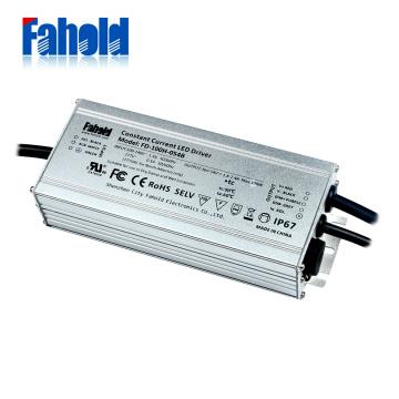 100 Вт 24V Водонепроницаемый IP67 светодиодный драйвер