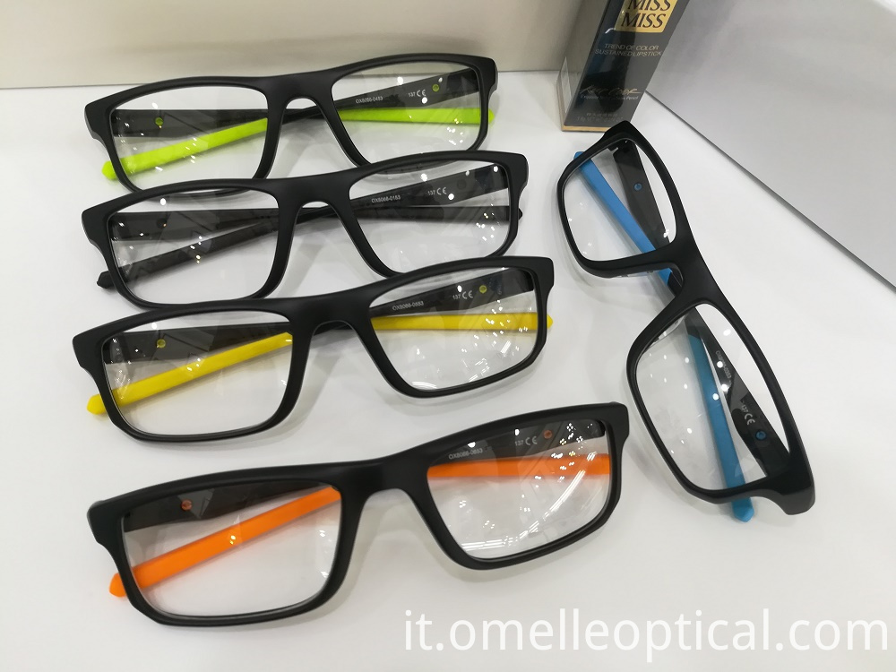 Classic Optical Glasses
