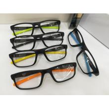 Óculos ópticos retrô Óculos de lente PC