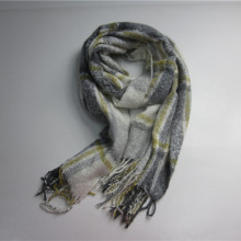Colorful Acrylic Woven Scarf Wholesale