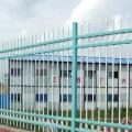 358 clôture en aluminium de sécurité conception de fabrication