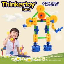 Vorschule pädagogischen Plastic Indoor Intelligent Roboter Spielzeug