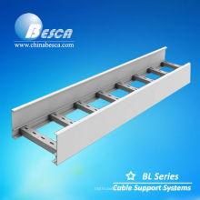 Bandeja de cabo da cremalheira da escada (UL, CE, NEMA, IEC)