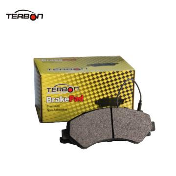 Plaquettes De Frein Auto Parts D1540 8748 pour FIAT