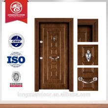 Portas espanholas antigas portas de segurança de aço porta do portão principal