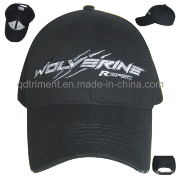 100% Cotton Twill Leisure Baseball Golf Cap (TMB04044)