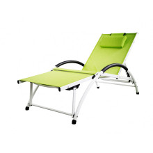 Fast Delivery for Outdoor Sun Loungers multifunction alu textilene lounge supply to Svalbard and Jan Mayen Islands Suppliers