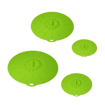 Couvercles en silicone pour micro-ondes sans couvercle en BPA