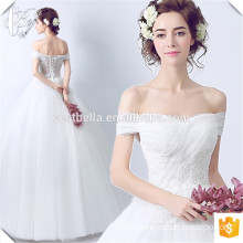 Sexy Sweetheart Beaded Elegant Lace Ball Gown Wedding Dresses 2017