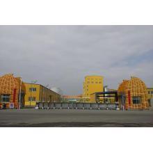 Proyecto de producción de aceite de semilla de girasol y aceite de maní