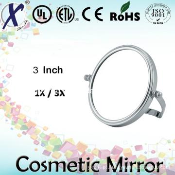 3′′ livre de pé espelho cosmético