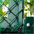 2016 Высокое качество ПВХ покрытием 4.0 мм цепи забор