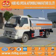 FOTON 4X2 3500L preiswerter preis Kraftstofftank LKW kleiner LKW