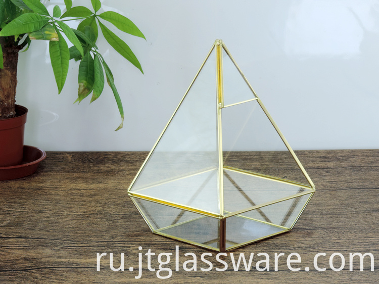 Terrarium Glass Container