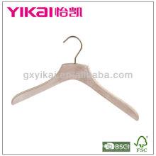 Ash wooden shirt hanger