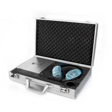 dispositivo de terapia de diagnóstico de salud cuerpo escáner máquina