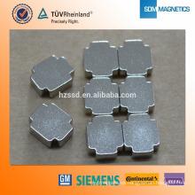 Proveedor profesional de imanes de neodimio con certificación ISO / TS16949