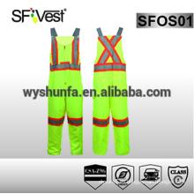 Traje de trabajo reflectante traje de trabajo ropa de trabajo viste ropa de trabajo ropa de seguridad para hombre CSA Z96-09