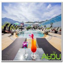 Audu Tailândia Sunny Hotel Project cadeira de praia em vime