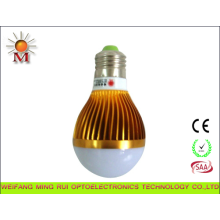Bombilla LED 5W con controlador de corriente constante LED E27