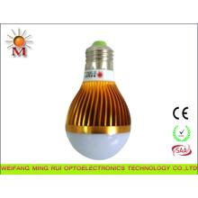 Lampe LED ampoule 5W avec driver LED E27 à courant constant