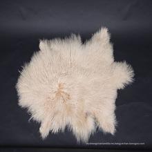 2018 Tapicería al por mayor Piel de oveja de piel de cordero de Mongolia