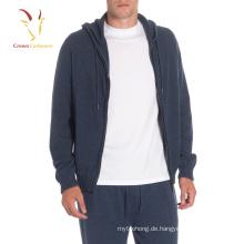 Lange Herren stricken Strickjacke Kleidung