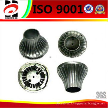 LED Housing, Light Cover, Lamp Shade Aluminum Die Casting (aluminum A380)