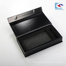 Sencai personalizou a caixa de papel de empacotamento cosmético do projeto do ímã da resistência sísmica