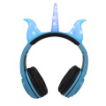 New Year Promotion Gifts Unicorn Headphones