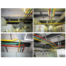 7,2 ~ 40,5kv Full Isolated Enclosed Pipe Busbar