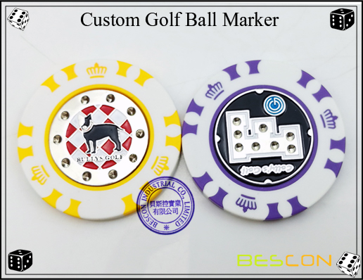 Custom Golf Ball Marker-5