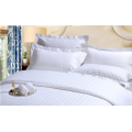 100% algodón egipcio 200-400T ropa de cama de lujo