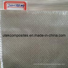 Más de 96% de dióxido de silicio 1250GSM de alta fibra de sílice de fibra de vidrio