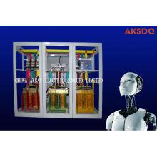 Estabilizador del voltaje de la energía de SBW 1000kva Atomatic compensado