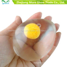Novelty Egg Shaped Squeezing Toys Stress Relief Squeeze Venting Ball Funny Gift