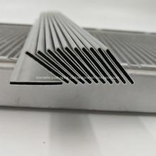4343/3003/7072 Алюминиевая плоская овальная трубка для радиаторов
