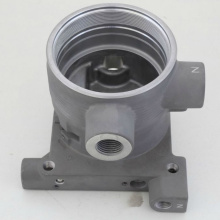 Anodized aluminum alloy die casting for parts