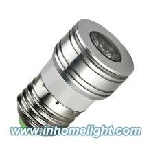 Lampe LED à LED ronde 1W GU10