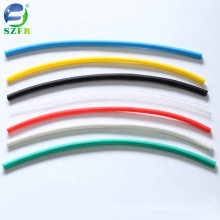 Suzhou  low pressure  heat shrinkable tube with various colors PE material 2:1 heat shrinkage rate