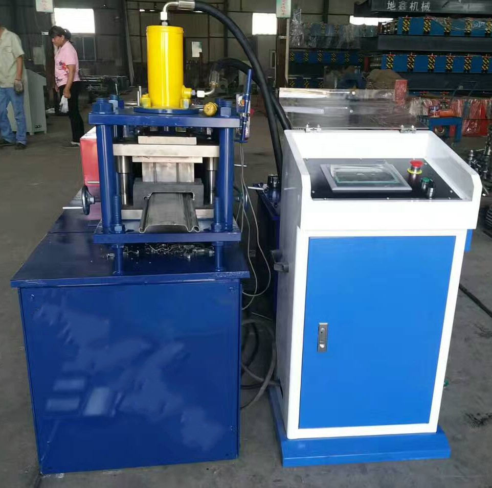 Shutter Door Panel Machine