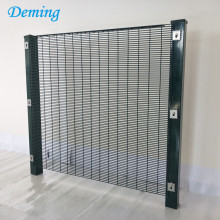 Factory Metal Welded 358 Security Fence till salu