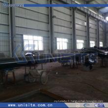 Tuyau à jet d'acier pour dragueur de trémie d'aspiration (USC-3-008)