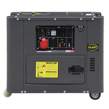 5kw Silent Diesel Engine Power Generator (DG6500SE)